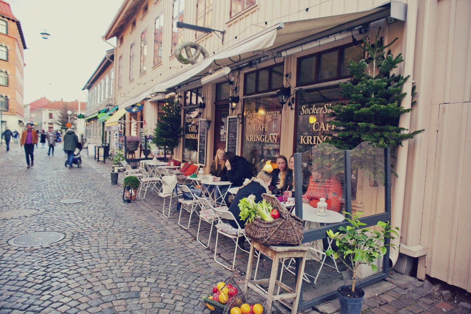 Visit Gothenburg guide