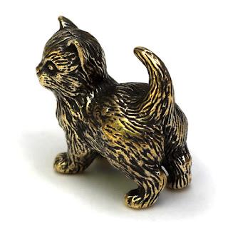 фигурки котят купить статуэтки котов и кошек статуэтки из бронзы и латуни