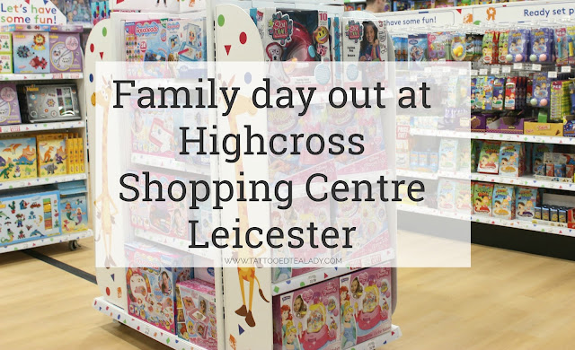Highcross Shopping Centre Leicester Review