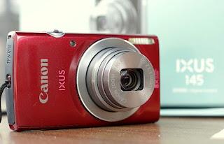 Kamera Bekas Canon IXUS 145