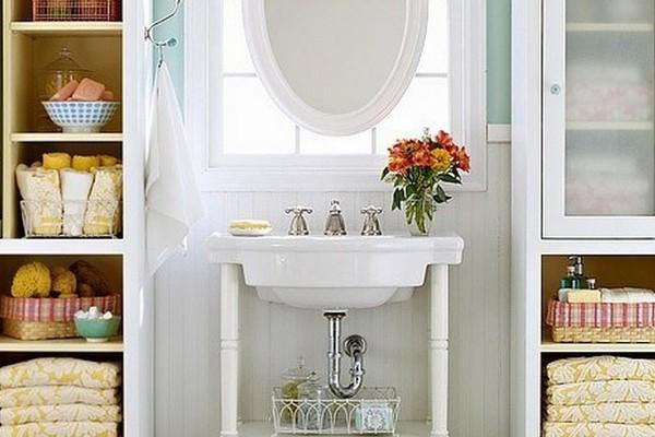 Badezimmer Modern Klein