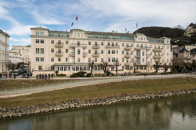 Hotel Sacher-Salisburgo