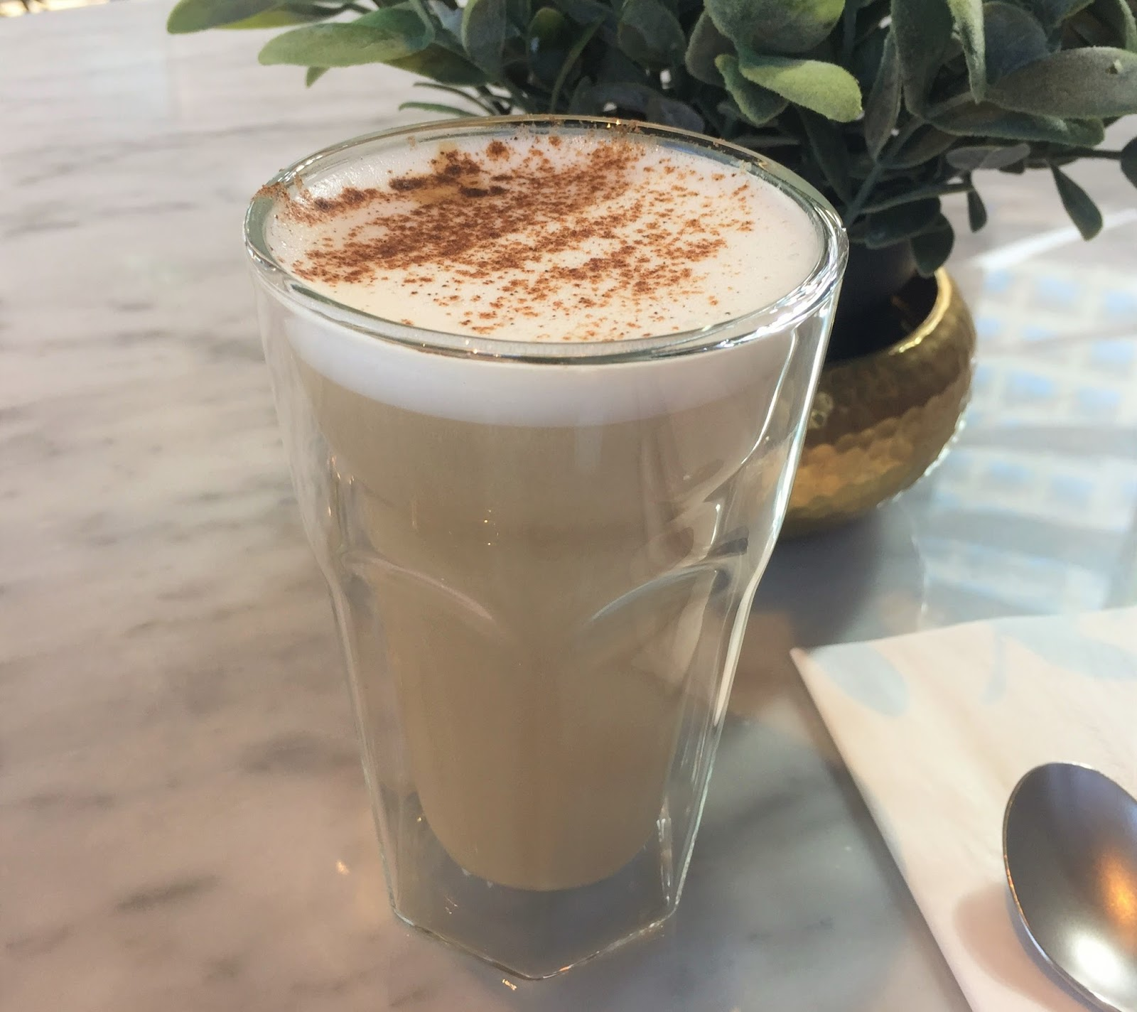 The Brass Cafe JBR - Best coffee shops in Dubai - Vegan Dubai Guide