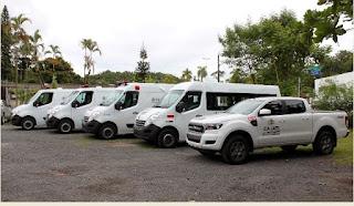 Prefeitura de Cajati investe em novos veículos