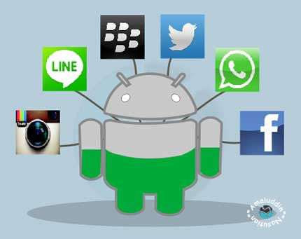 5 TRIK AGAR BATERAI SMARTPHONE TIDAK TERLALU BOROS