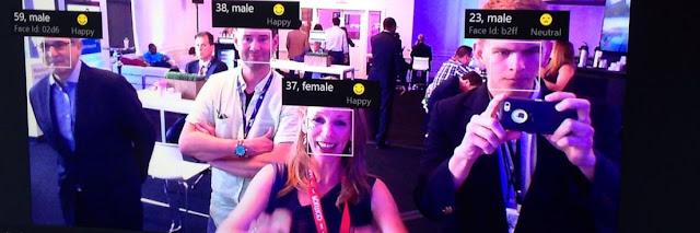 Η Microsoft μπορεί να διαβάζει πρόσωπα σε συγκεντρώσεις