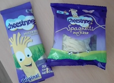 Cheestrings im Test