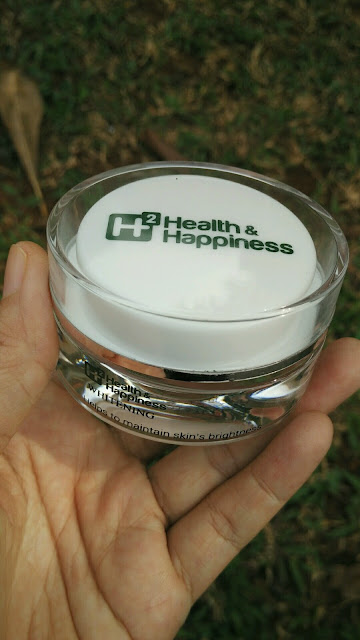 H2 health & happiness whitening