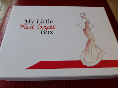 My Little Red Carpet Box