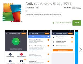 Aplikasi Anti Virus Android AVG Paling Ampuh Mengatasi Malware