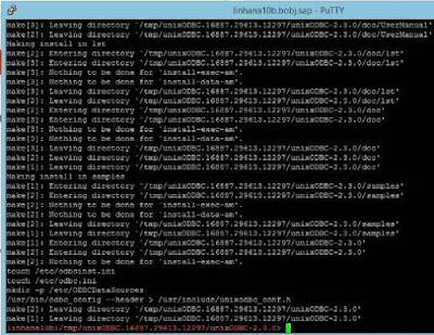 SAP HANA Database