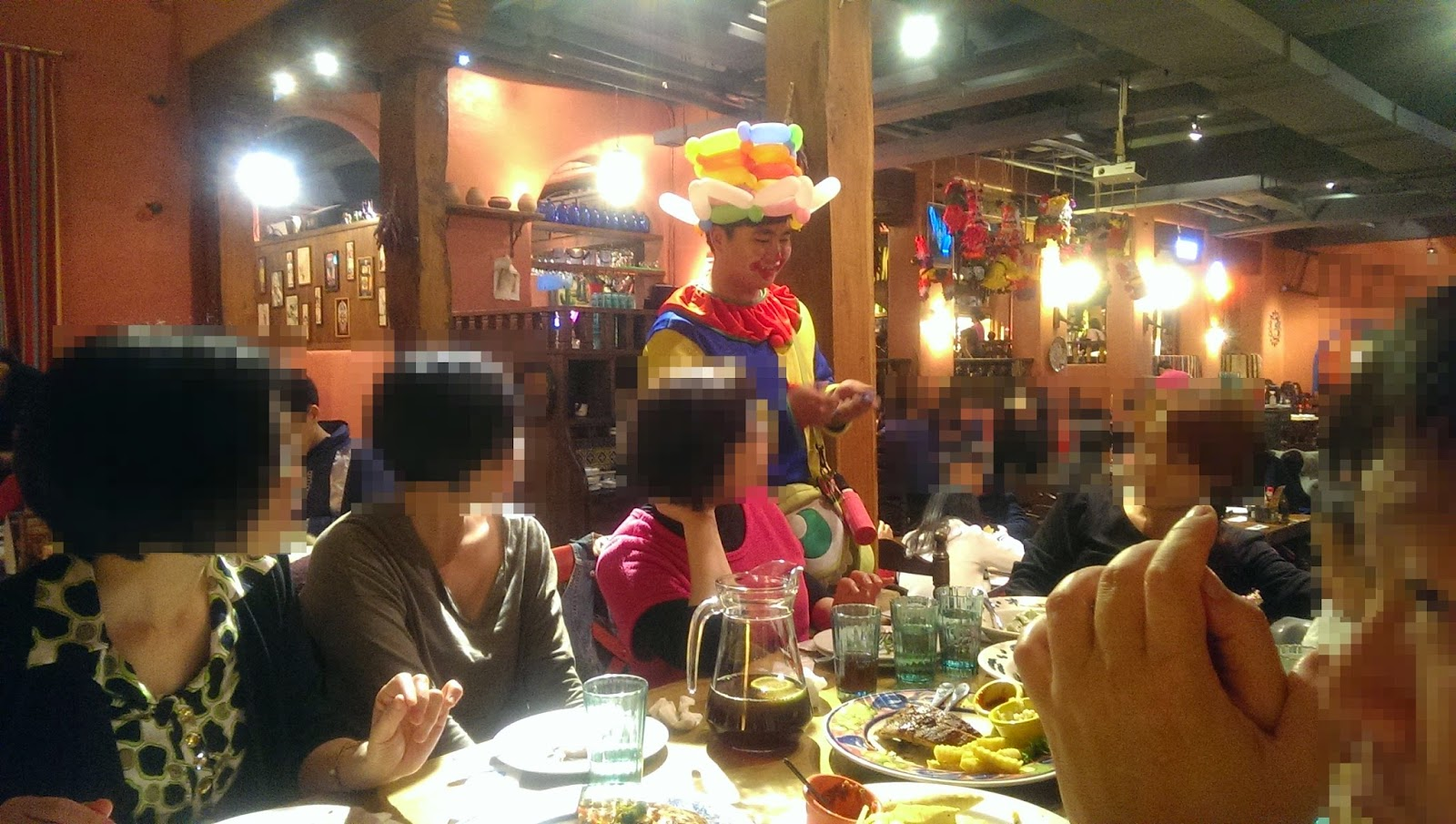 2015 01 24%2B19.22.29 - [食記] Smokey Joe's 冒煙的喬 高雄左營的美式墨西哥餐廳!