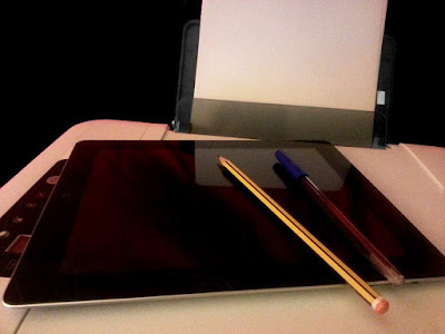 iPad and Pens