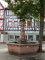 Bürgerwehrbrunnen Bensheim, Stoll-Berberich 2016