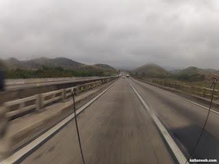 BR-116 - Trecho de boas estradas.