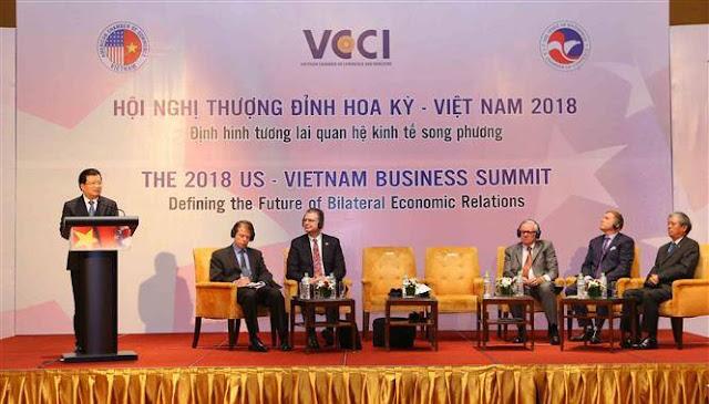 """Mỹ muốn thương mại """"tự do và công bằng"""" hơn với Việt Nam"""