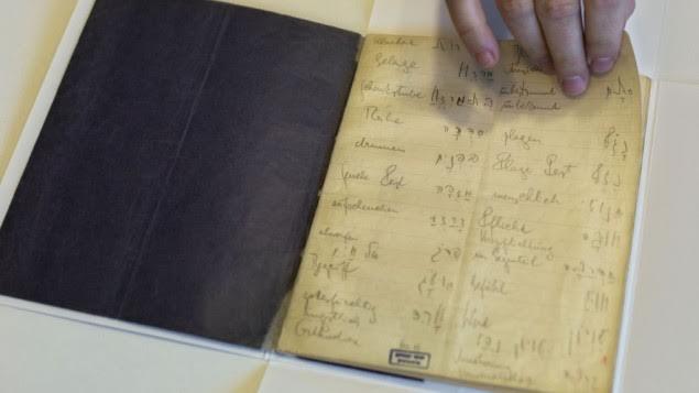Los manuscritos de Kafka son propiedad de Israel