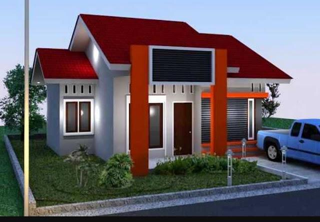 20 Desain Rumah Minimalis Type 45