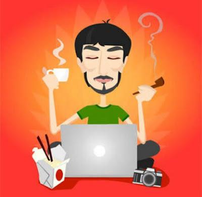 Hello guys aaj main aapko btane wala hu ki freelancer kya hai ? Or freelancer se paise kamate hai ? .  To dosto jaisa ki aap bhi shayd jante honge ki internet pe 180+ millions blogs registered hai or har roz 1-2+ million blog posts hoti hai. Par bloggers ko apne blogging ke career me successful hone me salo lag jate hai pr achi income nahi kar pate. To aaj aapke liye aisa idea leke aaya hu ki aap isse instant earning kar payenge. Kehne ka matlab hai ki aap  isme jab chahe tab kaam karo or usi time paise receive kar lo. Par freelancer se paisa kmane ke liye skills ki jarurt padti hai or kafi paisa kama sakte hai, agar aap ache content writer hai to bhi aap ise join kar sakte ho or din me $100+ kama sakte ho or isse jyada bhi. Or isme koi shakk nahi hai. And agar aap programming jaisi achi skills jante hai to aap din me 500+ kama sakte ho. Or Wo bhi sirf ek web site ya software banane se. To chaliye shuru karte hai or freelancer ko ache se jaan lete hai ki free lancer kya hai or isse keise paise kamaye jate hai. Freelancer Kya hai ? Freelancer ek aisi website hai jahan pe aap online work karte hai or online work karwate hai. Work karne ke badle paise lete hai or work karwane ke badle paise dete hai. Ise ek example se achi tarh samjha ja skta hai : Maan lijiye ki mujhe achi website banani aati hai or aap ek achi website banwana chahte hai,  to aap mujhe Hire karoge or main aapki website bana dunga or aap mujhe website banane ke baad pay kar denge.  To aise hi freelancer pe hota hai log post karte hai ki hame is cheez ka designer chahiye or Jo us kaam ko kar sakte hai wo unko massage karke award karne ko kehte hai. Or kaam shuru karte hai.  Isse designer ko paise mil jate hai or jisko website banwani hoti hai usko website mil jati hai. Aisa nahi hai ki freelancer pe sirf website designer hi kaam kar sakte hai or paisa kama sakte hai. Freelancer pe har aadmi kaam kar sakta hai apne  talent ke hisab se. Agar aap ek ache copywriter hai to aap bhi kar sakte hai. Agar aap ki