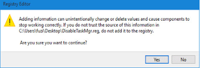 mengatasi Task Manager has been disabled by your administrator-gambar5