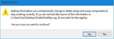 Pernahkah kamu menemukan situasi di mana kamu tidak dapat membuka Task Manager di Windows  Mengatasi Task Manager has been disabled by your administrator di windows 10