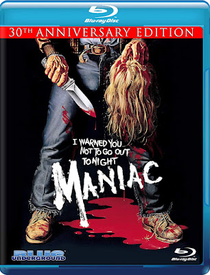 Maniac 1980 REMASTERED BD25 Spanish