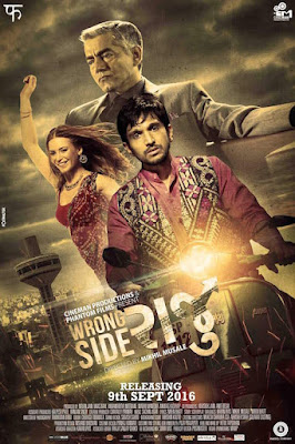 Wrong Side Raju 2016 Full Gujarati Movie Download in 720p
