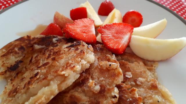 Project 365 2017 day 309 - Vegan pancakes // 76sunflowers