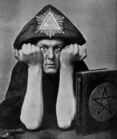 Crowley, Thelema, Ocultismo
