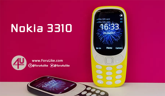 Nokia 3310 first look