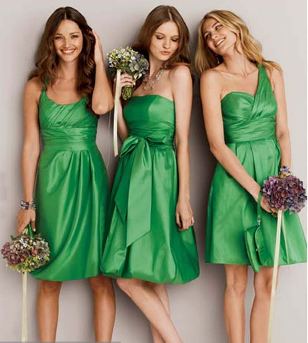 Latest Fashionable Dresses: Keep Your Bridesmaids Happy By