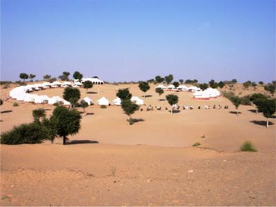 Deserto Thar - Ásia