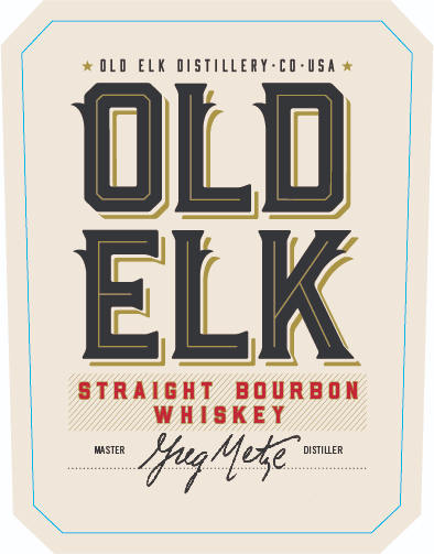 Old Elk Distillery - Crazy Naz Liquor What Up Foolz Straight Bourbon Whiskey
