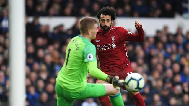 Hasil Liga Inggris: Ditahan Everton, Liverpool Gagal Kembali ke Puncak Klasemen