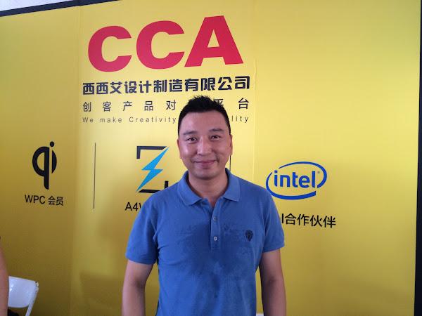 CCA 陳波