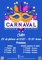 Cútar - Carnaval 2020