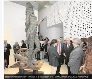 Exposición de Luis Martínez Giraldo en el MUBA