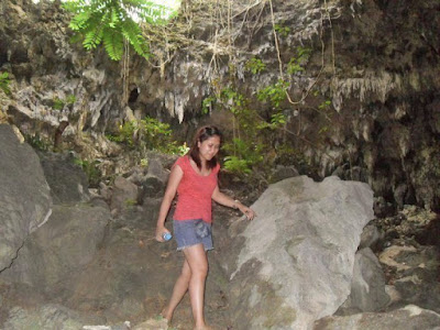 walking-around-the-cave