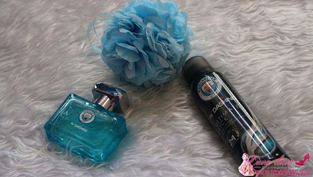 DASHING Hattrick Limited Edition EDT dan DASHING Ultimate Kick Limited Edition Body Spray