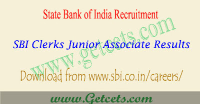SBI Clerk 2018 Result Junior associate exam results date,sbi clerk results 2018