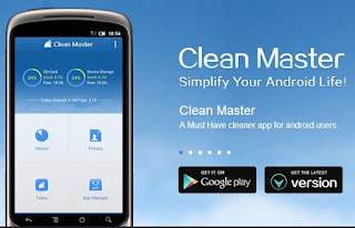 android clean master