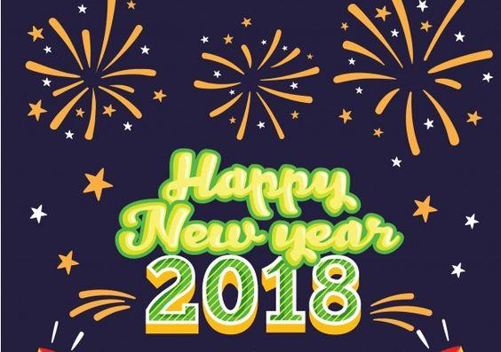 new year status 2018