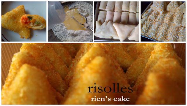 "Resep Kulit risoles lembut ""anti gagal"" by Rien's cake"