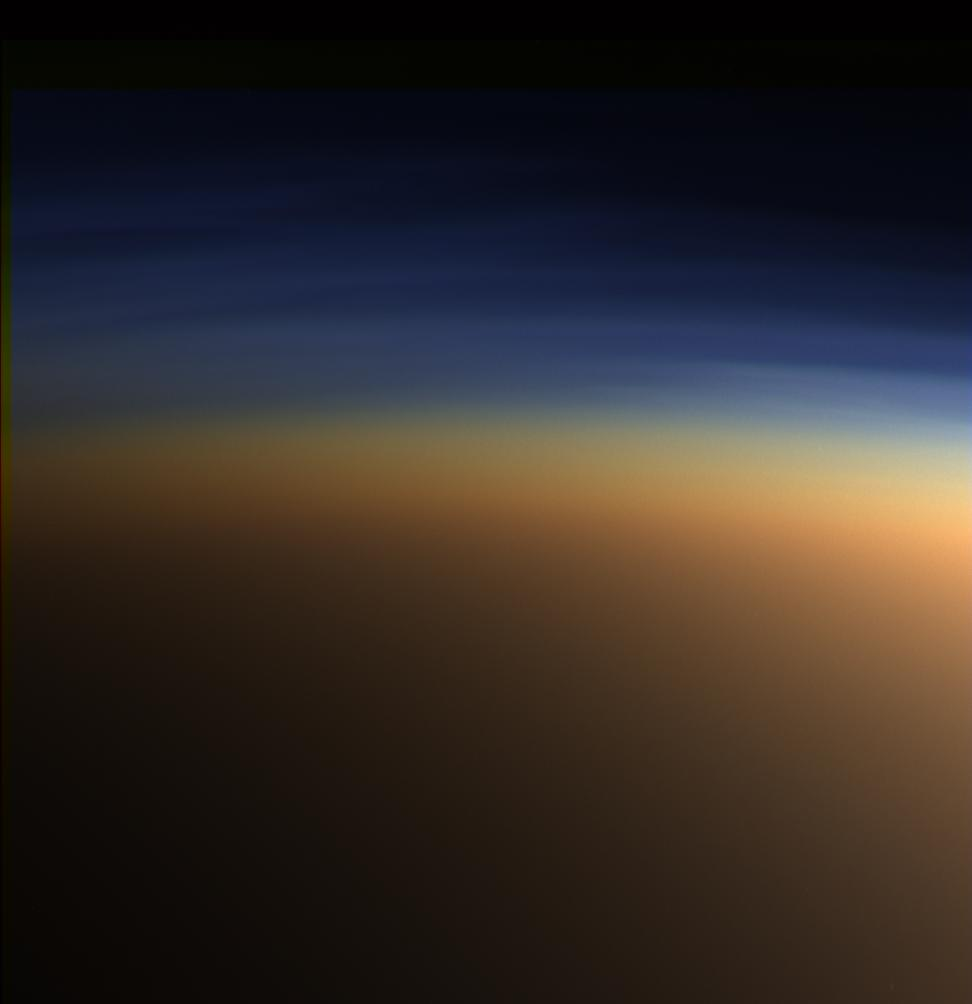 Breaking News: Titan's atmosphere even more Earth-like than previously thought