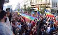 Στην πλατεία Συντάγματος, για πρώτη χρονιά φέτος, το Athens Pride