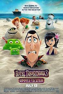 Hotel Transylvania 3 Summer Vacation 2018 720p HDCAM X264