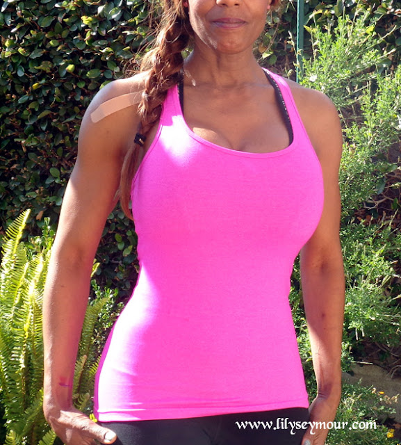 90 Degrees by Reflex Power Flex Racerback Tank Top