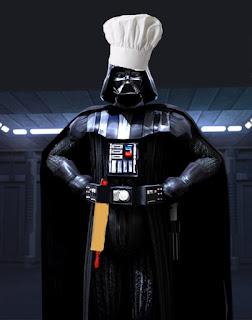 Chef Darth Vader