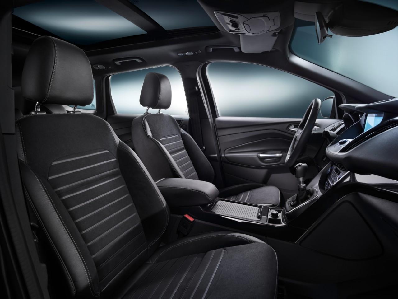 FORD KUGA MS InteriorSitze 11 eciRGB Η Ford Αποκαλύπτει το Νέο Kuga με πληθώρα νέων τεχνολογιών και με νέο κινητήρα 1.5L TDCi diesel 120 ίππων
