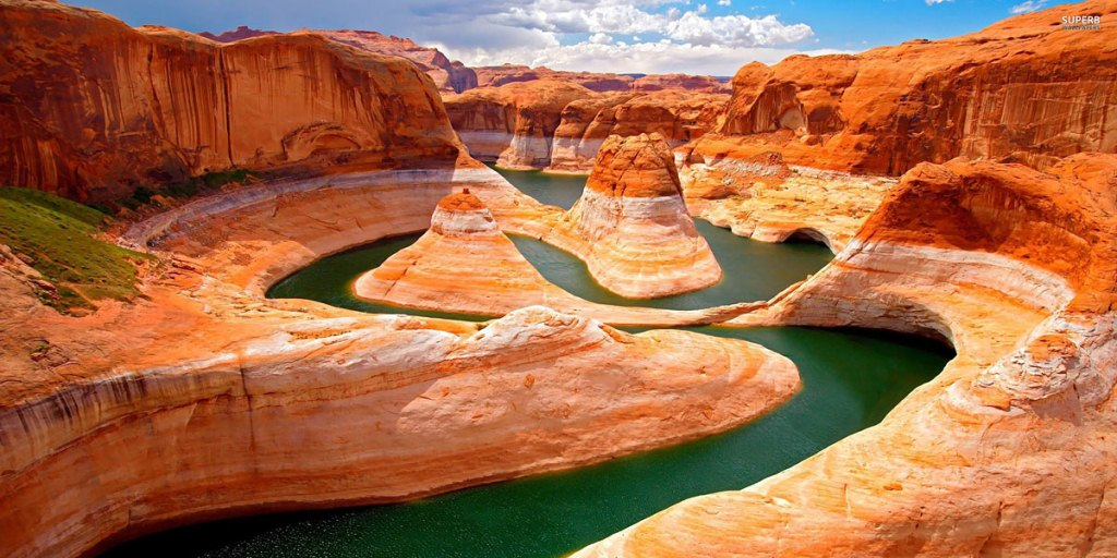 global warming is shrinking colorado river which could affect 41